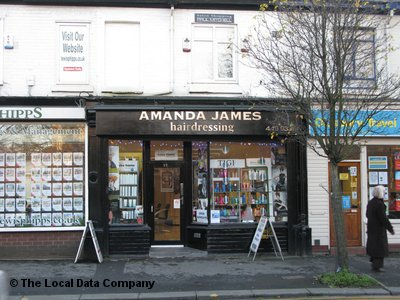 Amanda James Hairdressing Manchester