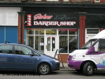 Johns Barber Bootle