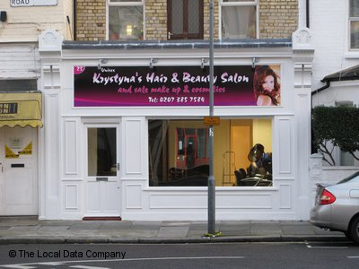 "Krystyna""s Hair & Beauty Salon London"