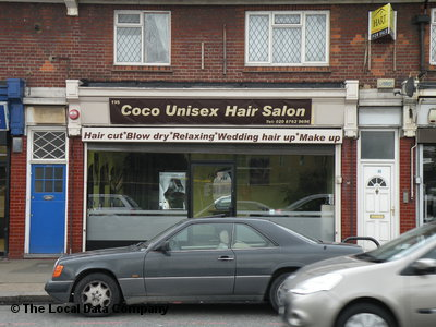 Coco Unisex Hair Salon London