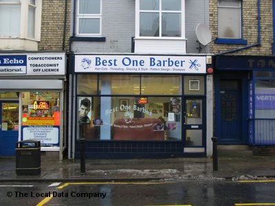 Best One Barber Darlington
