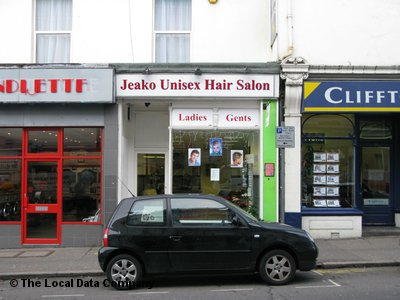 Jeako Unisex Hair Salon Bournemouth