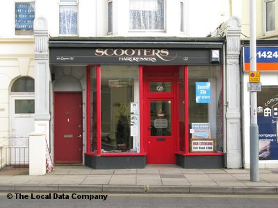 Scooters Hairdressers Hastings