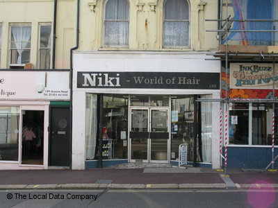 Niki World Of Hair Hastings
