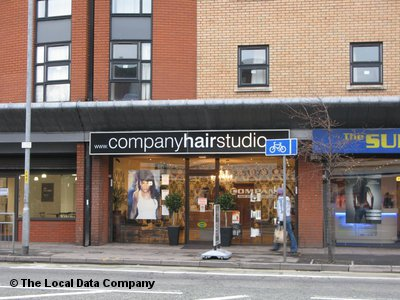 Company Hair Studio Manchester