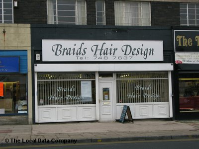 Braids Hair Design Manchester