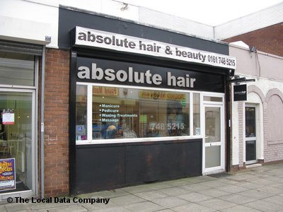 Absolute Hair Manchester