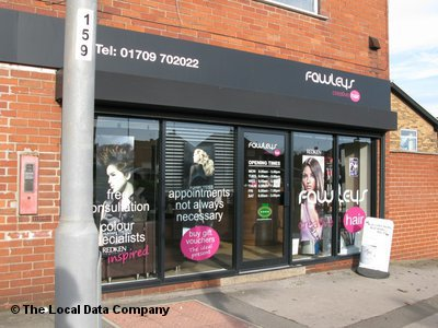 Fawleys Creative Hair Rotherham