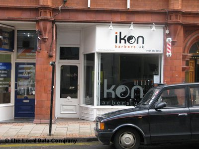 Ikon Barbers Uk Birmingham