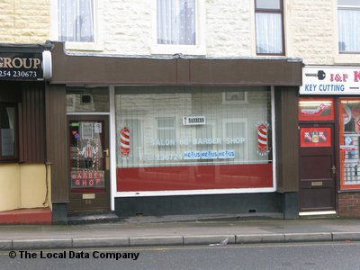 Salon 68 Barber Shop Accrington