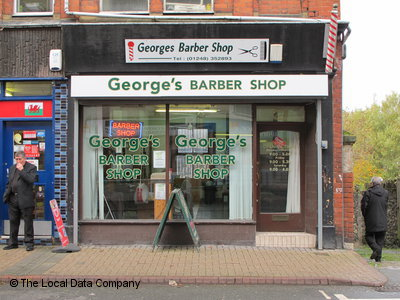"George""s Barber Shop Bangor (W)"
