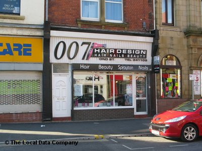 007 Hair Design Blackpool