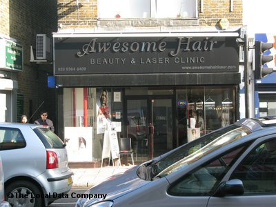 Awesome Hair Enfield