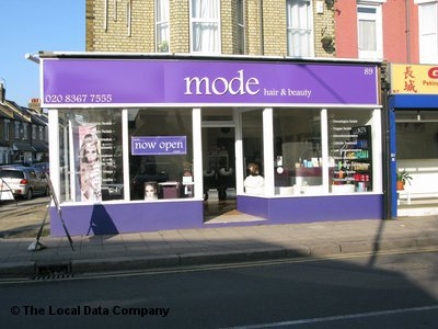 Mode Hair Salon Enfield