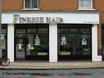 Finesse Hair London