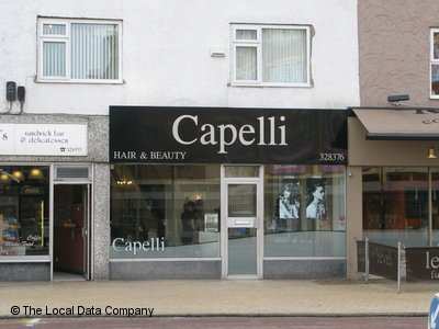 Capelli Hair & Beauty Hull