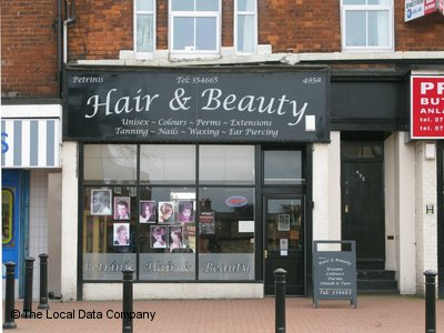 Petrinis Hair & Beauty Hull