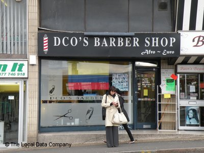 "DCO""s Barber Shop Hayes"