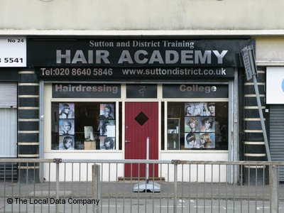 Sutton & District Training Hair Academy Morden