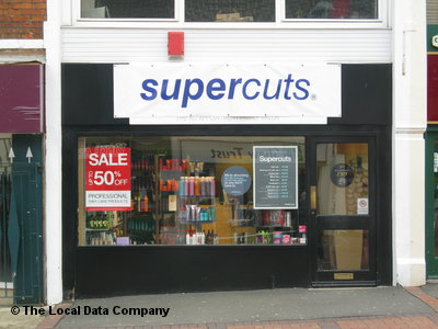 Supercuts Swindon