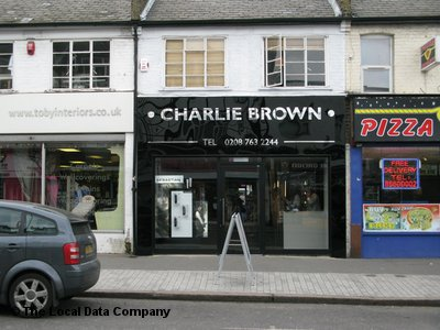 Charlie Brown Coulsdon