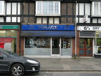 Mirage Hair Design Coulsdon
