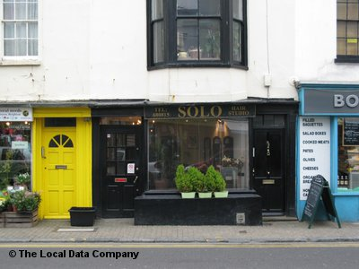 Solo Hair Studio Brighton