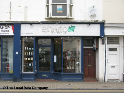 Ginkgo Hairdressing Brighton