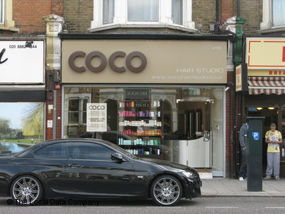 Coco Hair Studio London