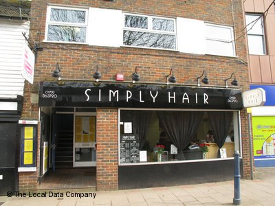 Simply Hair Tonbridge