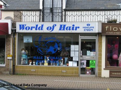 World Of Hair Christchurch