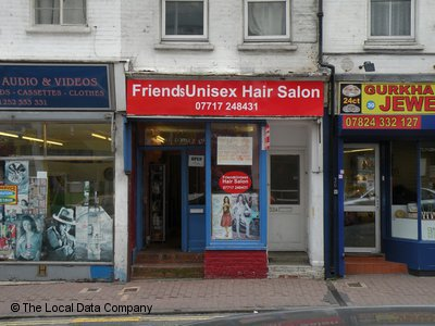Friends Unisex Hair Salon Aldershot