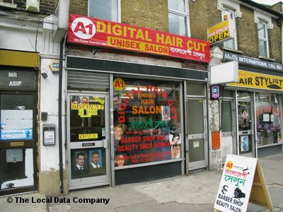 Digital Hair Cut London