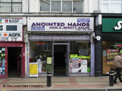 Anointed Hands London