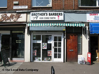 "Brother""s Barbers London"