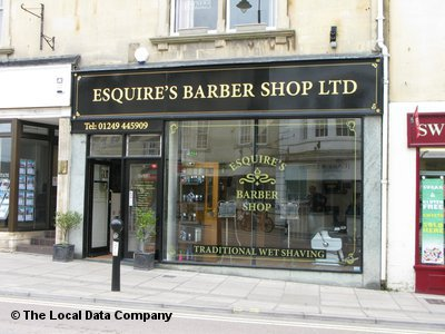 "Esquire""s Barber Shop Ltd Chippenham"