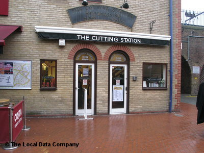 The Cutting Station Chelmsford