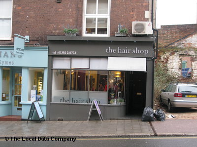 The Hair Shop Exeter