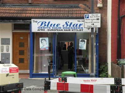The Blue Star Barber Shop Harrow