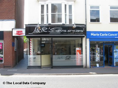 "J&R""s Gents Stylists Stourbridge"