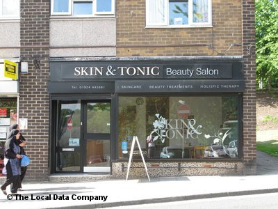 Skin & Tonic Beauty Salon Batley