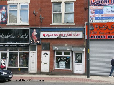 Bollywood Hair Cut Manchester