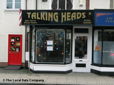 Talking Heads Braintree
