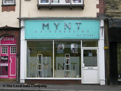 Mynt Hairdressing Wakefield