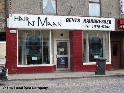 Hair At Maan Peterhead
