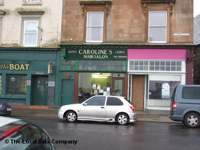 "Caroline""s Hair Salon Isle Of Bute"