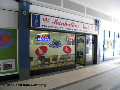 Manhattan Nails Hoddesdon