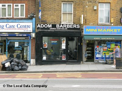 Adom Barbers London