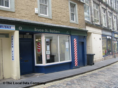 Bruce St. Barbers Dunfermline