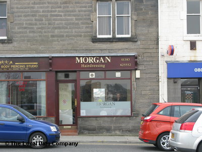 Morgan Hairdressing Dunfermline